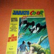 Tebeos: JABATO. COLOR SUPERAVENTURAS . SEGUNDA EPOCA Nº 21. BRUGUERA 1975. Lote 218032805