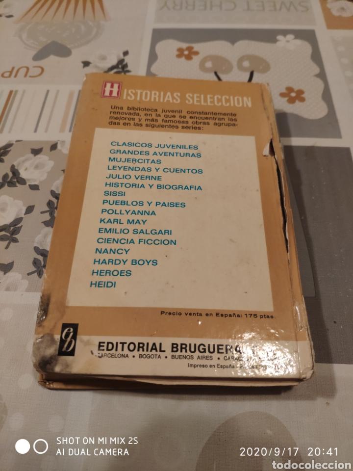 Tebeos: COLECCIÓN HISTORIAS SELECCIÓN N° 4: LA ALEGRIA DE SISSI (MARCEL DISARD) (BRUGUERA) - Foto 3 - 218042186