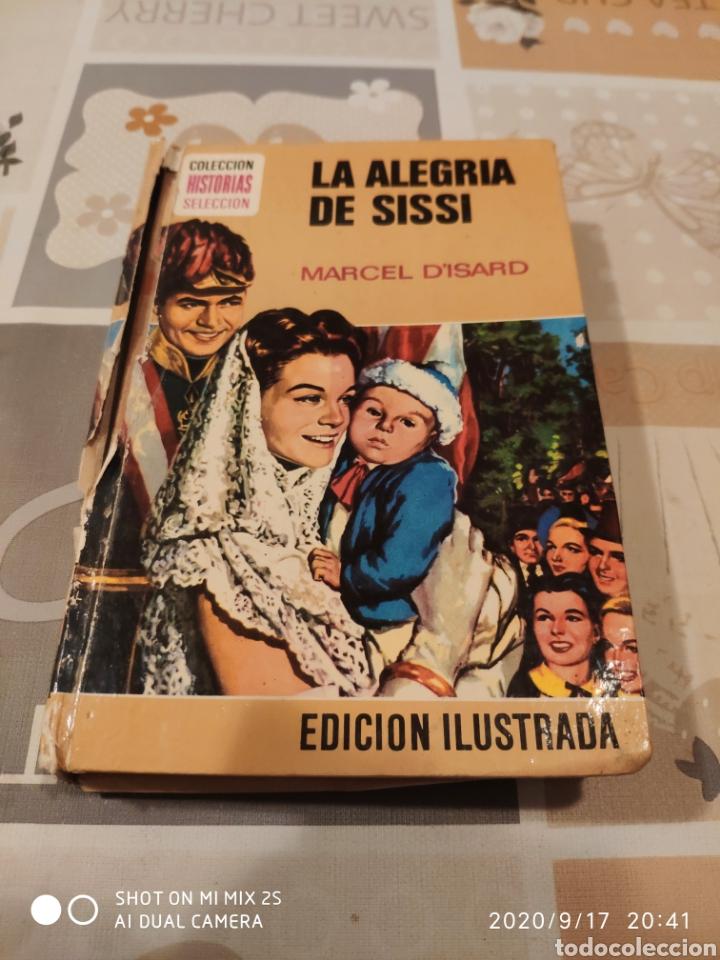 COLECCIÓN HISTORIAS SELECCIÓN N° 4: LA ALEGRIA DE SISSI (MARCEL D'ISARD) (BRUGUERA) (Tebeos y Comics - Bruguera - Historias Selección)