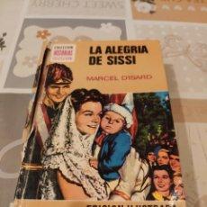Tebeos: COLECCIÓN HISTORIAS SELECCIÓN N° 4: LA ALEGRIA DE SISSI (MARCEL D'ISARD) (BRUGUERA). Lote 218042186