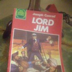 Livros de Banda Desenhada: JOYAS LITERARIAS JUVENILES Nº 260 LORD JIM. Lote 218158173