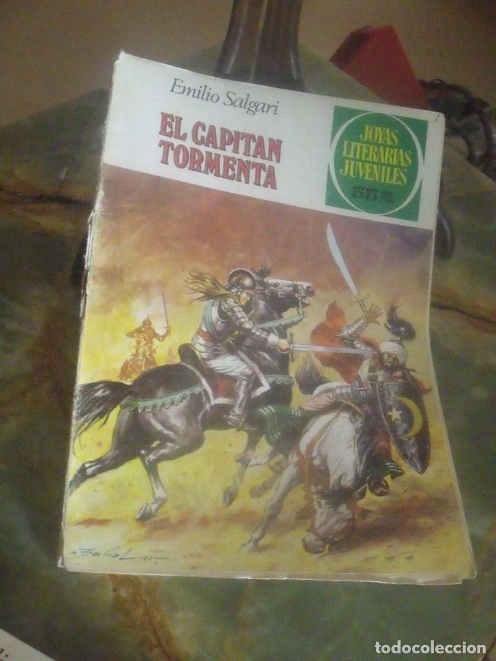 JOYAS LITERARIAS JUVENILES Nº 239 EL CAPITAN TORMENTA (Tebeos y Comics - Bruguera - Joyas Literarias)