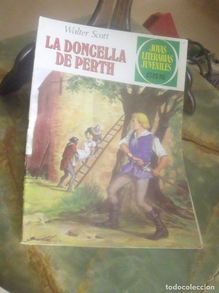 JOYAS LITERARIAS JUVENILES Nº 233 LA DONCELLA DE PERTH (Tebeos y Comics - Bruguera - Joyas Literarias)