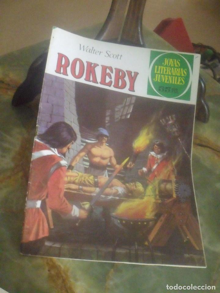 JOYAS LITERARIAS JUVENILES Nº 231 ROKEBY (Tebeos y Comics - Bruguera - Joyas Literarias)