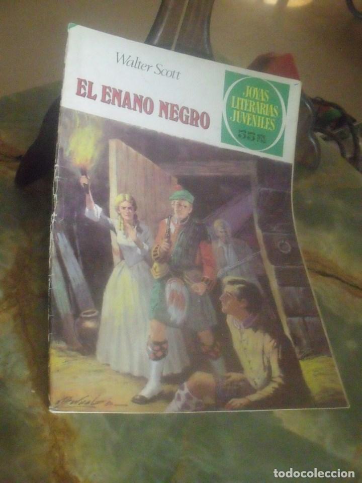 JOYAS LITERARIAS JUVENILES Nº 228 EL ENANO NEGRO (Tebeos y Comics - Bruguera - Joyas Literarias)