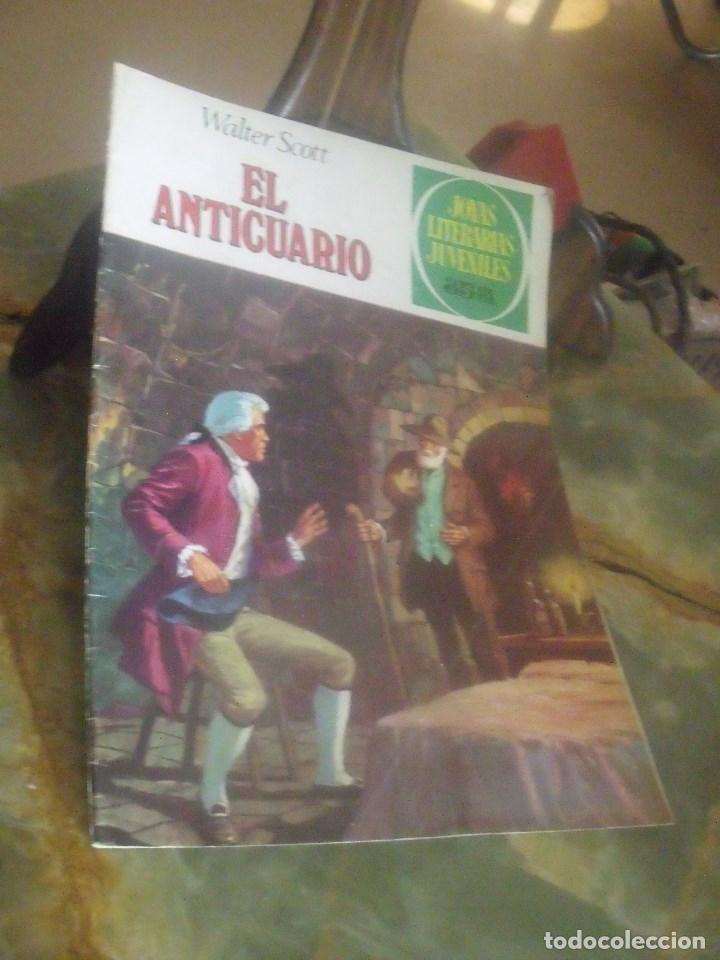 JOYAS LITERARIAS JUVENILES Nº 227 EL ANTICUARIO (Tebeos y Comics - Bruguera - Joyas Literarias)