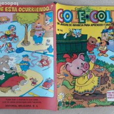 Tebeos: COLE COLE BRUGUERA 1ª ETAPA AÑO 1975 Nº 12 JAN AUTOR DE SUPER LOPEZ. Lote 218160411