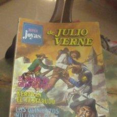 Tebeos: SUPER JOYAS DE JULIO VERNE Nº 30. Lote 218160657