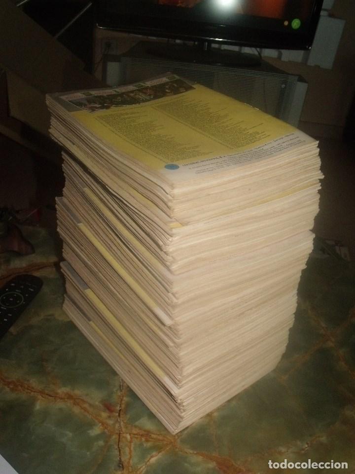 GRAN LOTE 170 JOYAS LITERARIAS JUVENILES DESDE EL 31 AL 220 ( FALTAN 20,VER LISTA EN DESCRIPCION ) (Tebeos y Comics - Bruguera - Joyas Literarias)