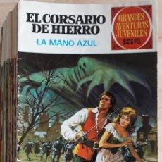 Tebeos: GRANDES AVENTURAS JUVENILES, 72 EJEMPLARES (COMPLETA, PRIMERA EDICIÓN 1971-1975). Lote 218142357