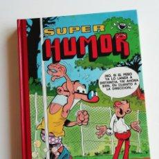 Tebeos: SUPER HUMOR, VOLUMEN 23 CON MORTADELO, ROMPETECHOS, ZIPI Y ZAPE. BUEN ESTADO. Lote 218186221