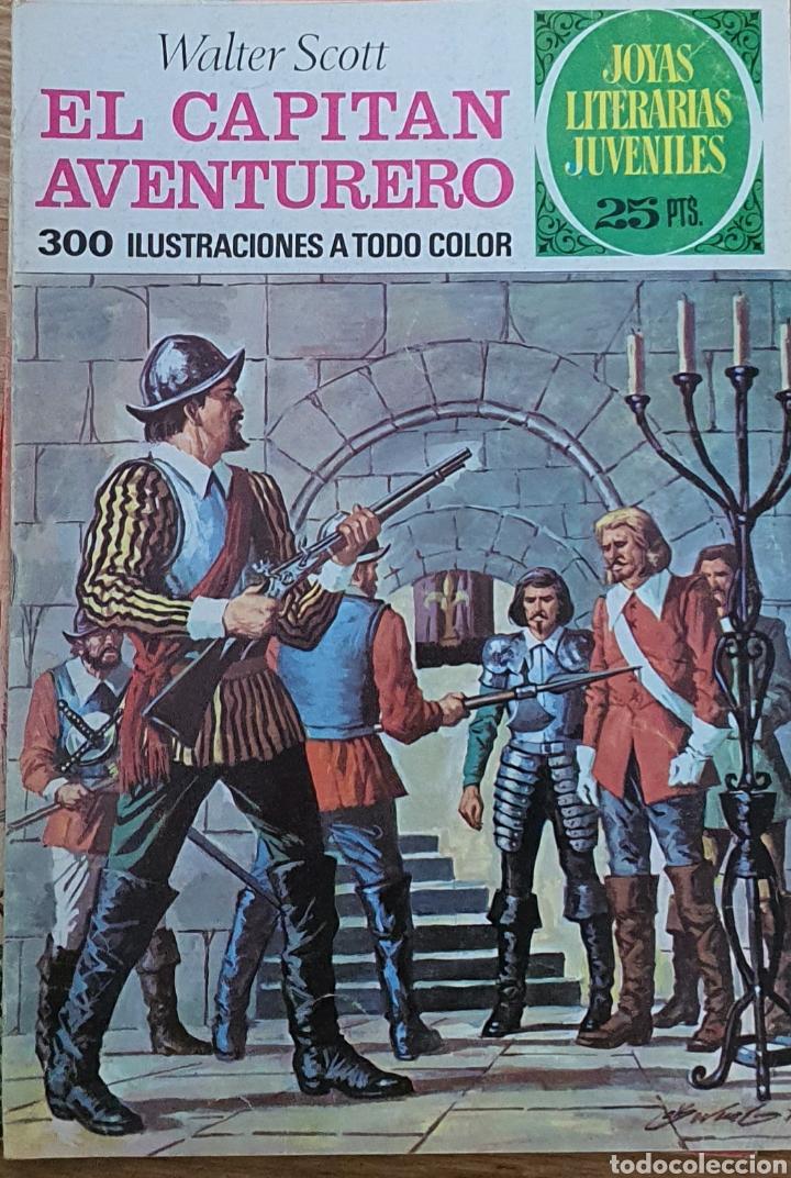 74 EL CAPITÁN AVENTURERO (Tebeos y Comics - Bruguera - Joyas Literarias)
