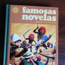 Tebeos: FAMOSAS NOVELAS. BRUGUERA. VOL. III - 2ª EDICIÓN, 1981. Lote 218213398