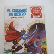 BDs: JOYAS LITERARIAS EL CORSARIO DE HIERRO Nº 51 GOLPE DE AUDACIA BRUGUERA MUCHOS MAS EN VENTA C18 HJJ. Lote 236943125