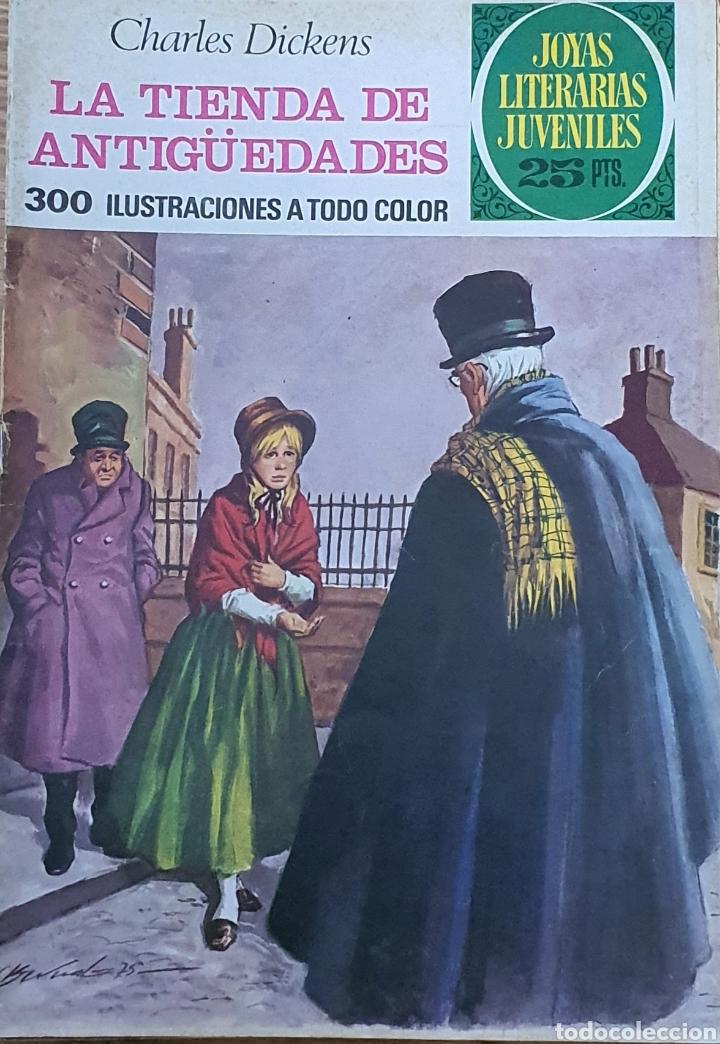 154 LA TIENDA DE ANTIGÜEDADES (Tebeos y Comics - Bruguera - Joyas Literarias)