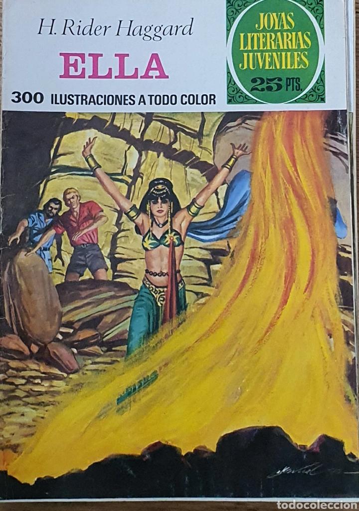 151 ELLA (Tebeos y Comics - Bruguera - Joyas Literarias)