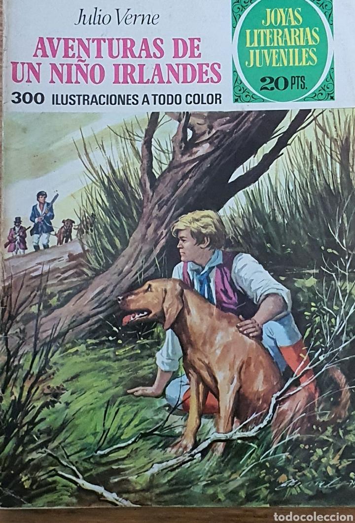 126 AVENTURAS DE UN NIÑO IRLANDES (Tebeos y Comics - Bruguera - Joyas Literarias)