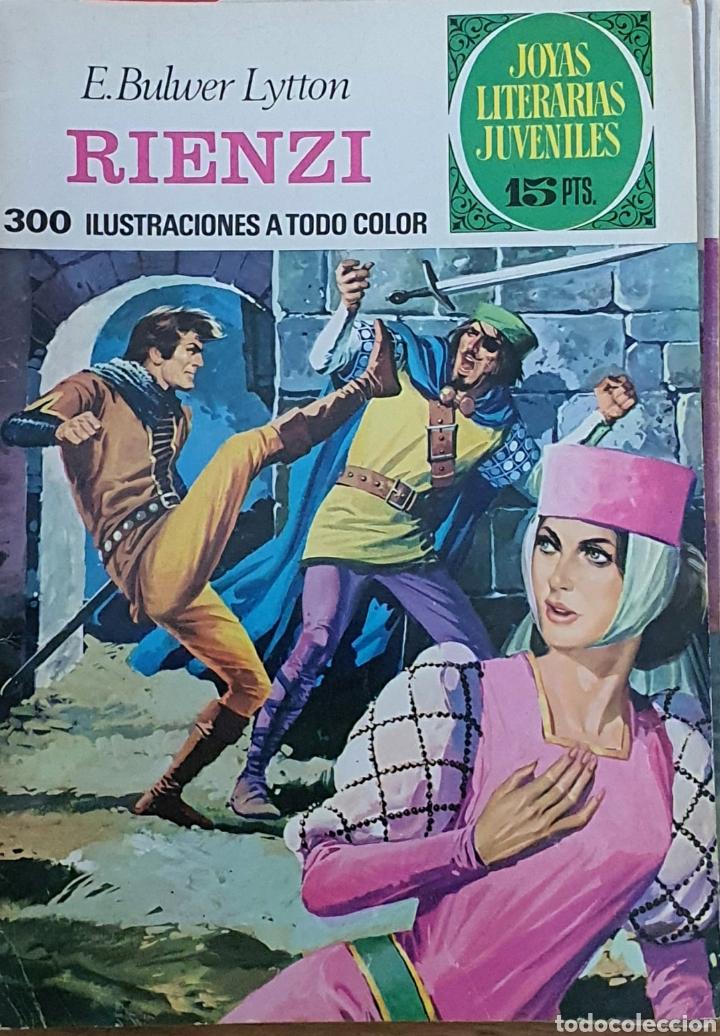 111 RIENZI (Tebeos y Comics - Bruguera - Joyas Literarias)