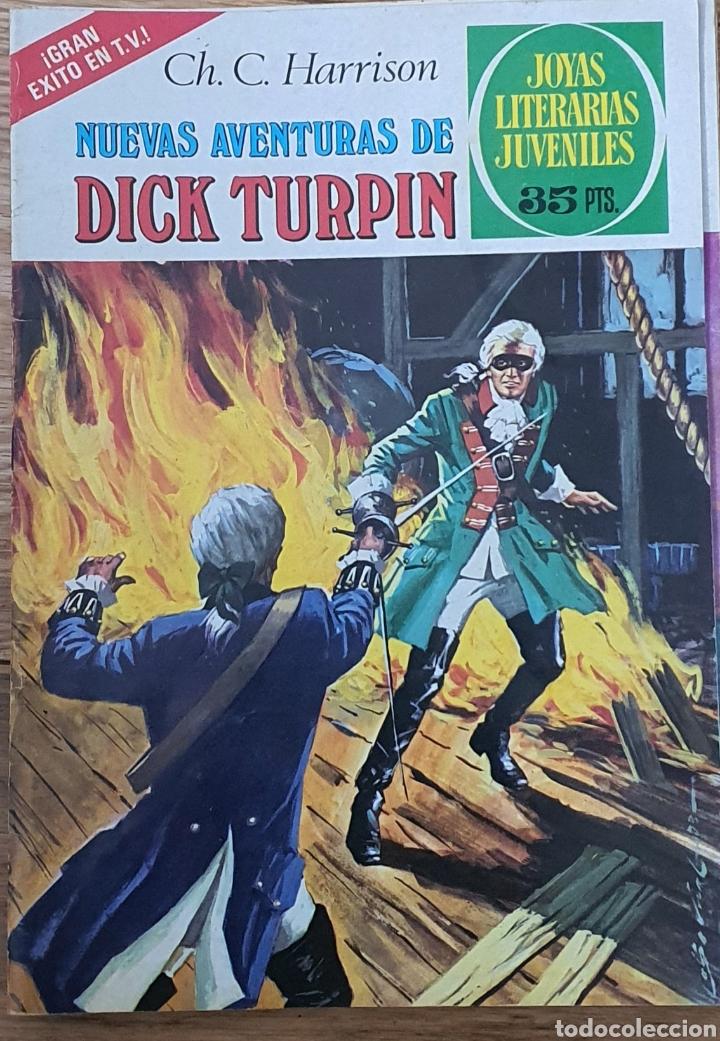 92 DICK TURPIN (Tebeos y Comics - Bruguera - Joyas Literarias)