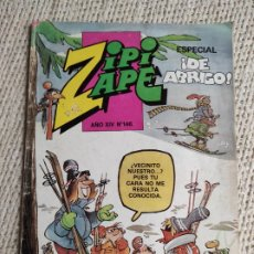 Tebeos: ZIPI ZAPE ESPECIAL Nº 146 DE ABRIGO EDITA BRUGUERA. Lote 218233222