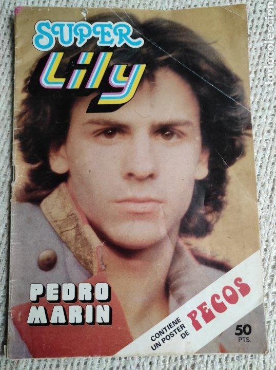 SUPER LILY Nº 54 - EDITA: BRUGUERA AÑOS 80 (Tebeos y Comics - Bruguera - Lily)