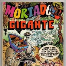 Tebeos: MORTADELO GIGANTE Nº 18 (BRUGUERA 1977) CON ASTRA, JOHN HAZARD Y AVENTURAS EN EL FONDO DEL MAR.. Lote 218259705