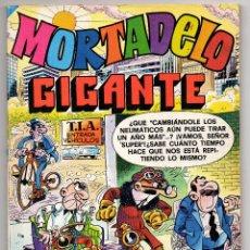 Tebeos: MORTADELO GIGANTE Nº 17 (BRUGUERA 1977) CON ASTRA, JOHN HAZARD Y AVENTURAS EN EL FONDO DEL MAR.. Lote 218259738