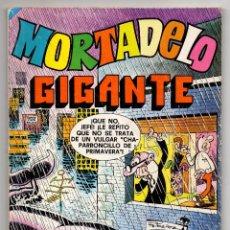 Tebeos: MORTADELO GIGANTE Nº 16 (BRUGUERA 1977) CON BOB MORANE.. Lote 218259768