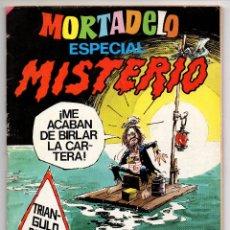 Tebeos: MORTADELO ESPECIAL MISTERIO Nº 27 (BRUGUERA 1977) CON LA BRIGADA FANTASTICA Y RIC HOCHET.. Lote 218260071