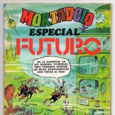 Tebeos: MORTADELO ESPECIAL FUTURO Nº 22 (BRUGUERA 1977) CON LUC ORIENT.. Lote 218260140