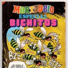 Tebeos: MORTADELO ESPECIAL BICHITOS Nº 20 (BRUGUERA 1977) CON BOB MORANE Y AVENTURA DE VICTOR MORA.. Lote 218260196