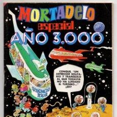 Tebeos: MORTADELO ESPECIAL AÑO 3.000 Nº 18 (BRUGUERA 1977) CON LUC ORIENT.. Lote 218260221