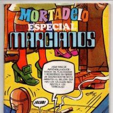 Tebeos: MORTADELO ESPECIAL MARCIANOS Nº 11 (BRUGUERA 1976) CON RIC HOCHET.. Lote 218260276