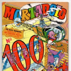 Tebeos: MORTADELO Nº 100 (BRUGUERA 1972). Lote 218260386