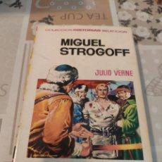 Tebeos: COLECCIÓN HISTORIAS SELECCIÓN N° 2: MIGUEL STROGOFF (JULIO VERNE) (BRUGUERA). Lote 218272627