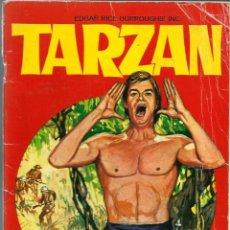 Tebeos: TARZAN - COLECCION LLUVIA DE ESTRELLAS Nº 2 - BRUGUERA 1971 - VER DESCRIPCION. Lote 218443391