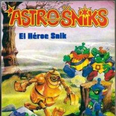 Tebeos: ASTROSNIKS Nº 1 - EL HEROE SNIK - BRUGUERA 1984 - COLECCION BRAVO. Lote 218443480