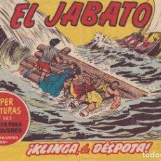 Tebeos: EL JABATO: NUMERO 177 KLINGA LA DESPOTA, EDITORIAL BRUGUERA. Lote 218464601