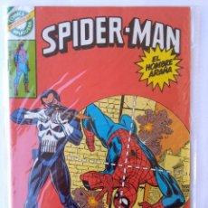 Livros de Banda Desenhada: SPIDERMAN 68 BRUGUERA-PRIMERA APARICIÓN DEL CASTIGADOR. Lote 218488632
