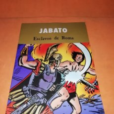 Tebeos: JABATO. ESCLAVOS DE ROMA. EDICIONES B 2003. Lote 218569306
