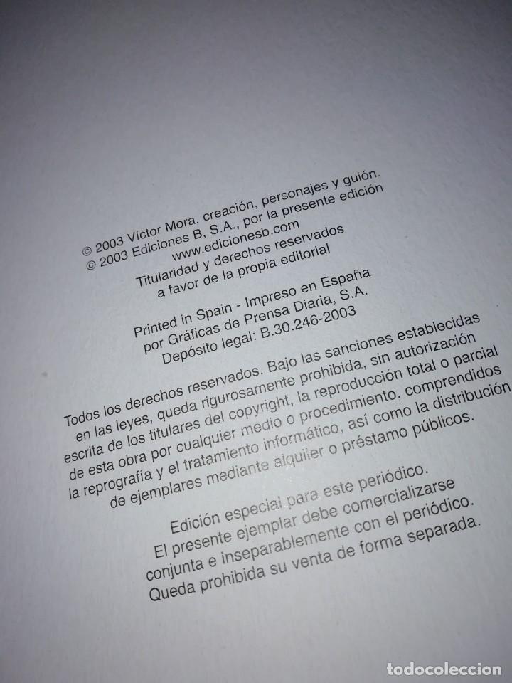 Tebeos: JABATO. ESCLAVOS DE ROMA. EDICIONES B 2003 - Foto 3 - 218569306