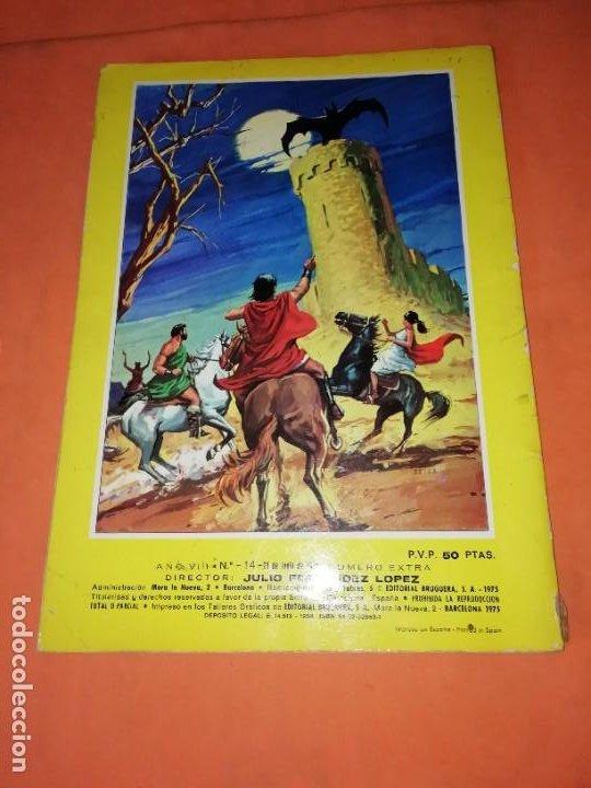 Tebeos: Jabato Color Extra nº 14 Segunda Epoca. Klinga y el pozo del olvido. - Foto 2 - 218570920