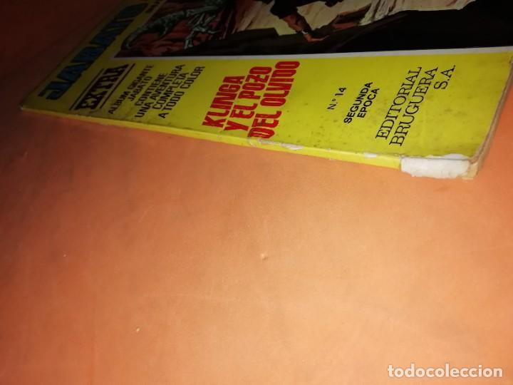 Tebeos: Jabato Color Extra nº 14 Segunda Epoca. Klinga y el pozo del olvido. - Foto 3 - 218570920