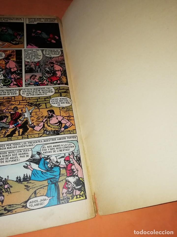 Tebeos: Jabato Color Extra nº 14 Segunda Epoca. Klinga y el pozo del olvido. - Foto 4 - 218570920