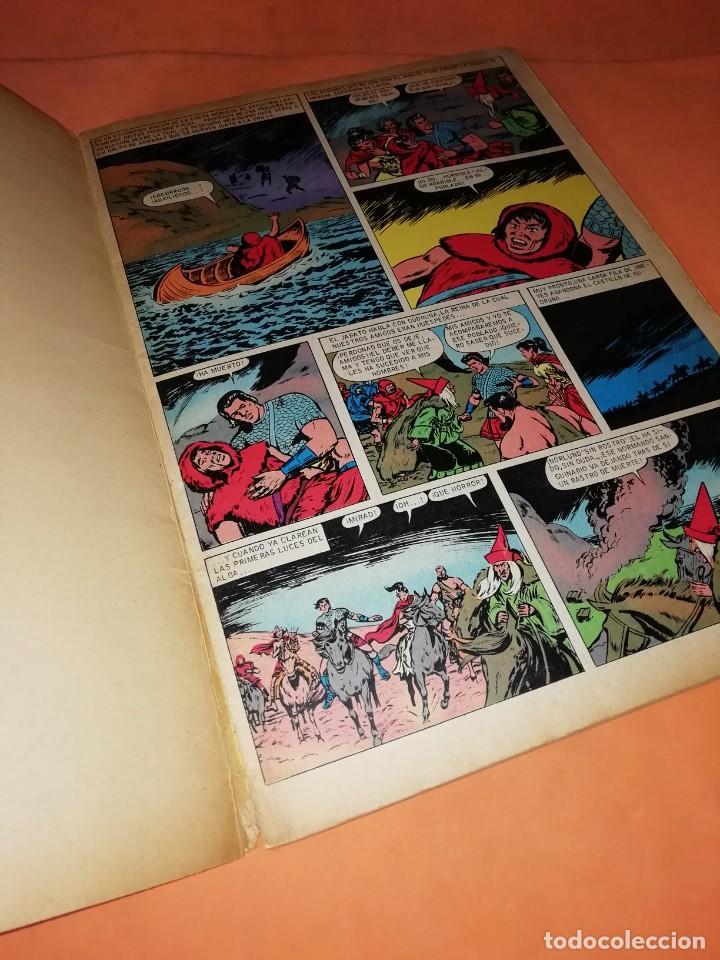Tebeos: Jabato Color Extra nº 14 Segunda Epoca. Klinga y el pozo del olvido. - Foto 5 - 218570920