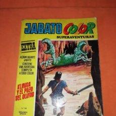 Tebeos: JABATO COLOR EXTRA Nº 14 SEGUNDA EPOCA. KLINGA Y EL POZO DEL OLVIDO.. Lote 218570920