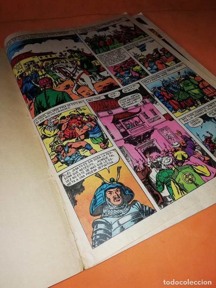 Tebeos: Jabato Color Extra nº 11. Tercera Epoca. La farsa de los Hainis. - Foto 3 - 218571453