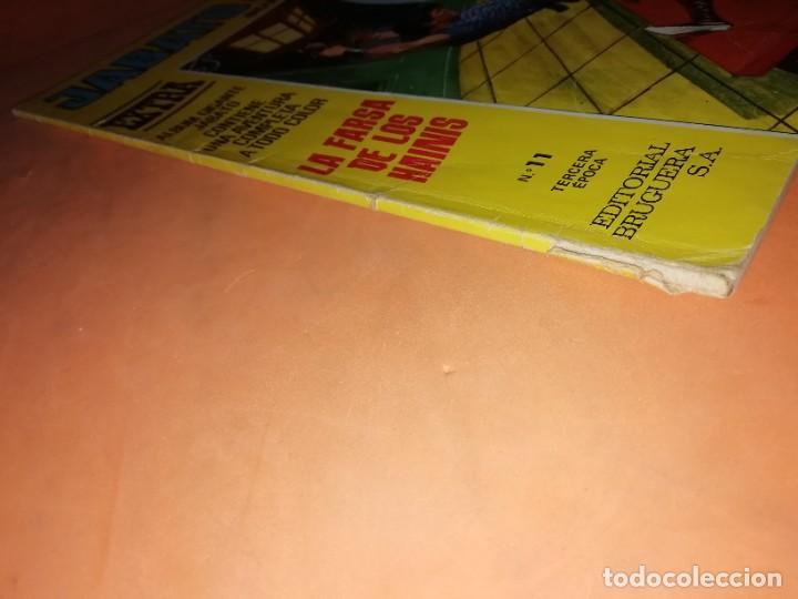 Tebeos: Jabato Color Extra nº 11. Tercera Epoca. La farsa de los Hainis. - Foto 4 - 218571453