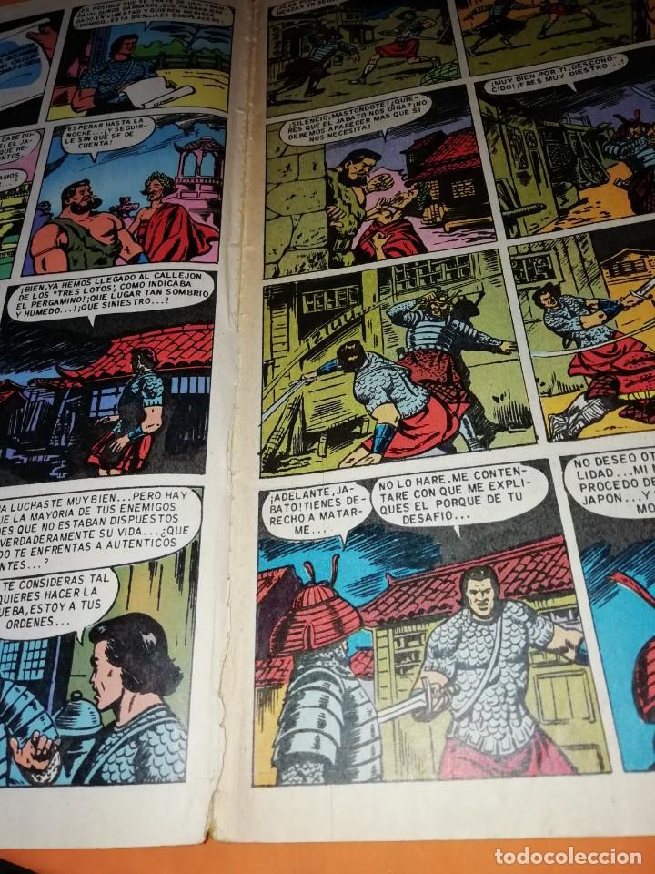Tebeos: Jabato Color Extra nº 11. Tercera Epoca. La farsa de los Hainis. - Foto 5 - 218571453