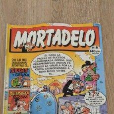 BDs: MORTADELO AÑO 1987 Nº 6. Lote 218582530